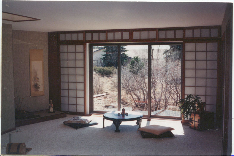 Denver Shoji Japanese Room Dividers Japanese Window